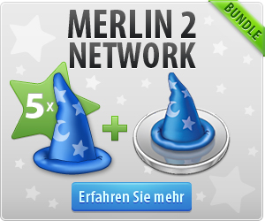 Merlin 2 Websharing Bundle