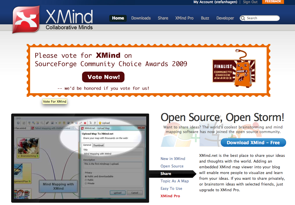 xmind_screen