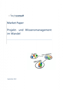 Projekt-Wissensmanagement